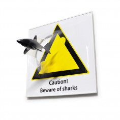 [Beware of sharks]
