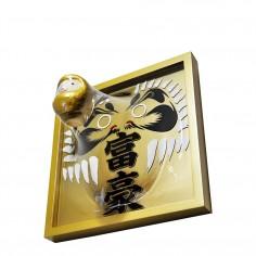 「Super DARUMA 」So Rich Gold